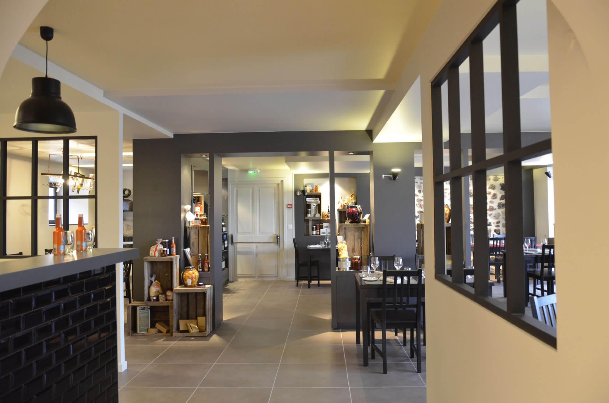 restaurant 401. Black Bedroom Furniture Sets. Home Design Ideas