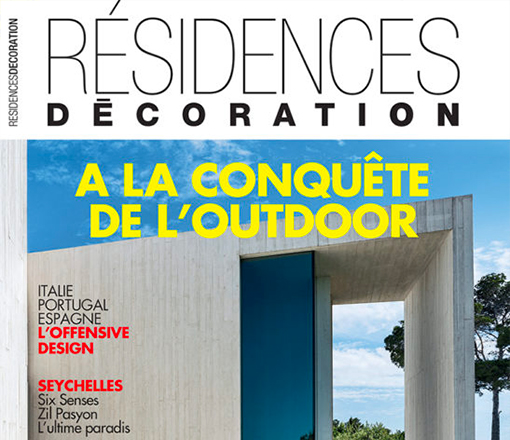 Residences et Decoration Avril Mai 2017